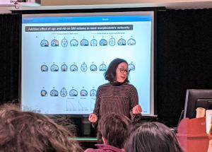 Alexa presenting lecture